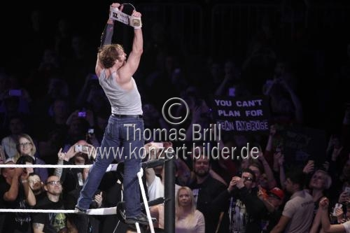 World Wrestling Entertainment - Road to WrestleMania in der Lanxess-Arena Köln (© Thomas Brill)