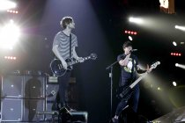 Australische Pop-Rock-Band 5 Seconds of Summer gastiert auf ihrer