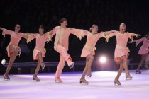 Holiday on Ice Show 2014 Produktion Platinum gastiert am 04. und 05. Januar 2014 in der Lanxess-Arena Köln (© Thomas Brill)