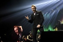 Irische Sänger Ronan Keating gastiert bei der Night of the Proms 2016 in der Lanxess-Arena Köln (© Thomas Brill)