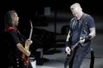 "Amerikanische Metal-Band Metallica gastiert auf ihrer ""Hardwired…to Self-Destruct""-Tour in der Lanxess-Arena Köln (© Thomas Brill)"