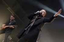 Schottische New Wave-Band Simple Minds gastiert auf ihrer