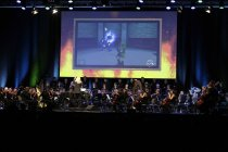 The Legend Of Zelda: Symphony of the Goddesses (Soundtrack einer Action-Adventure gastiert in der Mitsubishi Electric Halle Düsseldorf (© Thomas Brill)