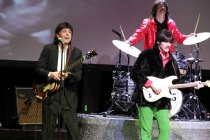 Die amerikanische Beatles-Revival-Band Twist and Shout gastiert mit dem Beatles Musical