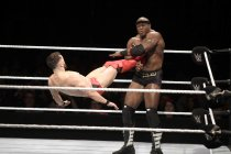 World Wrestling Entertainment (WWE) gastiert in der Lanxess-Arena Köln (© Thomas Brill)